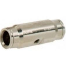 Муфта для трубы 3/8 дюйма и одной форсунки (системы туманообразования)