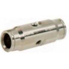 Муфта для трубы 3/8 дюйма и двух форсунок (системы туманообразования)