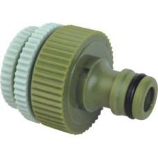 Адаптер быстрого подключения, диаметр внутренней резьбы 1/2 - 3/4 - 1 дюйм