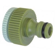 Адаптер быстрого подключения, диаметр внутренней резьбы 1/2 - 3/4 дюйма