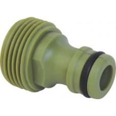 Адаптер быстрого подключения, диаметр наружной резьбы 3/4 дюйма