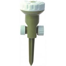 Спринклер статический на подставке, 5 положений-пластик