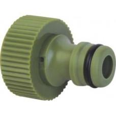 Адаптер быстрого подключения, диаметр внутренней резьбы 3/4 дюйма