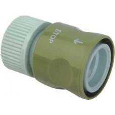 Коннектор шланга поливочного (садового) 3/4 дюйма, c внутренней резьбой
