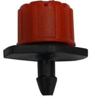 Капельница регулируемая (0---70 л/ч) для систем капельного полива