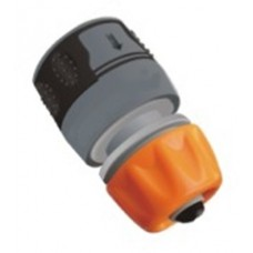"Коннектор с клапаном 1/2 - 5/8""    (12-15 мм), Gardenia"