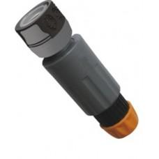 """Коннектор с регулировочным клапаном 1/2 - 5/8"""" (12-15 мм), Gardenia"""