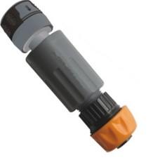 """Коннектор с регулировочным клапаном 5/8 - 3/4"""" (15-19 мм), Gardenia"""