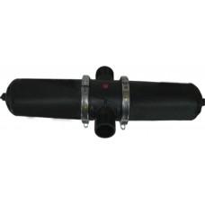 Фильтр дисковый двойной 3 дюйма (капельный полив), укороченный, (50м3/ч)