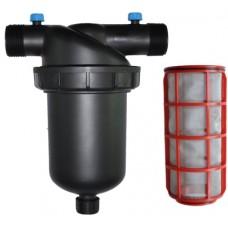 Фильтр сетчатый 2 дюйма (капельный полив), (15м3/ч)