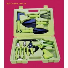 Набор садовых инструментов (10 единиц)