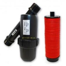 Фильтр дисковый 1 дюйм (капельный полив), (4м3/ч)