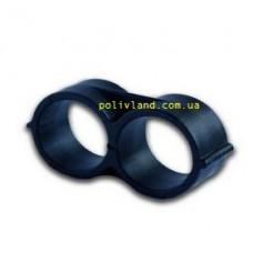 Кольцо конечное (заглушка)  для многолетней трубки в системах капельного полива - 16 мм