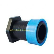 Заглушка для шланга Golden Spray (шланг Туман)  диаметр 25 мм