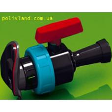 Кран стартовый для шланга Golden Spray (шланг Туман) диаметр 45 мм,  LAY FLAT