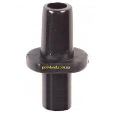 Адаптер  двойной  для микродождевателей  - 6 мм (наружный)
