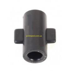 Адаптер  двойной  для микродождевателей  - 6 мм (внутренний)