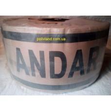 """Капельная лента  """"ANDAR"""" - (щелевая), 7 Mil, 20 см, 1000 м"""