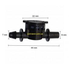 Антидренажный  мини-клапан