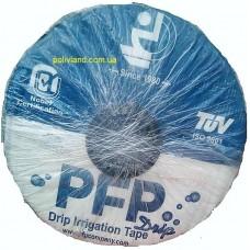 """Капельная лента  """"PFP"""" - (эмиттерная), 8 Mil, 10 см,  2000 м"""