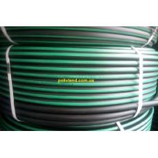 """Трубка многолетняя  для капельного полива """"СЛЕПАЯ"""",  диаметр 16 мм, 1.5 мм,  (100 м)"""