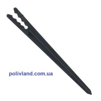 Спица-держатель  для  трубки  диаметром  3---7 мм